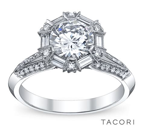 Robbins Brothers Engagement Ring Of The Day  Tacori. 15 Carat Rings. Ct Emerald Cut Engagement Wedding Rings. 1.25 Carat Wedding Rings. Arty Engagement Rings. Head Engagement Rings. Game Thrones Rings. Six Engagement Rings. Criss Cross Wedding Rings
