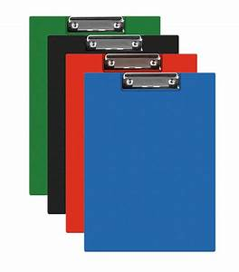 clipboard q connect file pvc a4 blue pbs connect With document clipboard