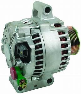 Ford 6 0l Diesel 105 Amp Alternator F