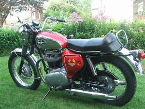 1969 Bsa A65l