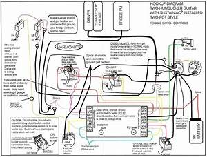 35 Schecter Diamond Series Wiring Diagram