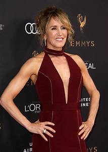 FELICITY HUFFMAN at Television Academy 69th Emmy Performer ...