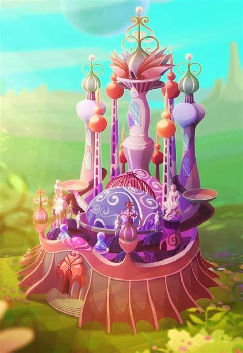 fairies  winx club luoghi season
