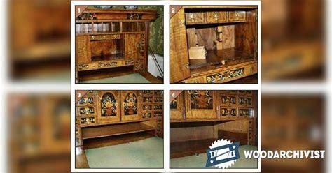 furniture secret compartments woodarchivist