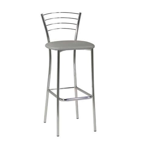 tabouret de bar de cuisine en m 233 tal roma 4 pieds tables chaises et tabourets