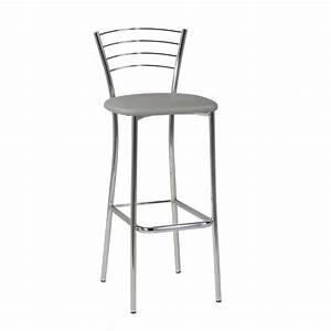 Tabouret 4 Pieds : tabouret de bar de cuisine en m tal roma 4 pieds tables chaises et tabourets ~ Teatrodelosmanantiales.com Idées de Décoration