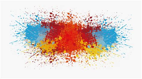 color splash vector paint of free download png hq clipart