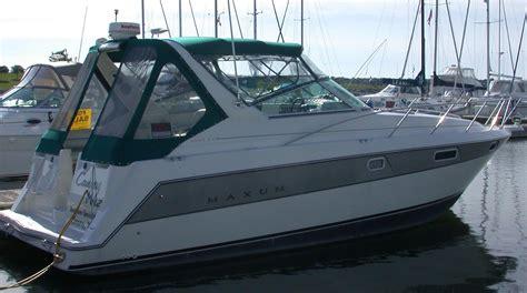 Maxum Boat Enclosures by Custom Marine Sunbrella Canvas Enclosures Canvas Wiz