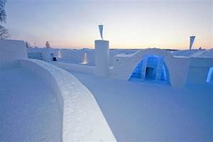 Top 5 Coolest Ice and Snow Hotels | DesignSpice | DYH Blog