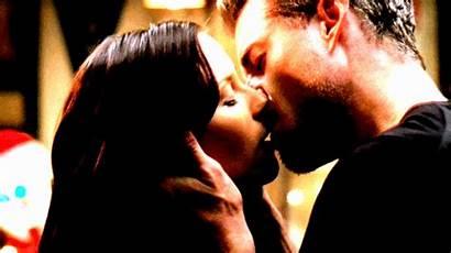 Romantic Kiss Gifs Addison Kissing Moore Sara