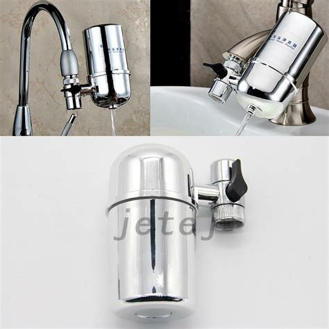 Bathroom Faucet Water Filter by Home Kitchen Tap Water Filter Activated Carbon Water