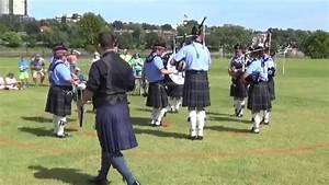 Oklahoma Scottish Pipes and Drums - YouTube
