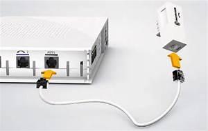 Branchement Prise Telephone Adsl : livebox 2 installer assistance orange ~ Melissatoandfro.com Idées de Décoration