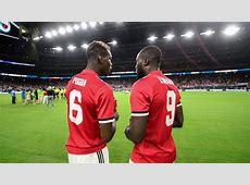 Romelu Lukaku on target as Man United top Man City