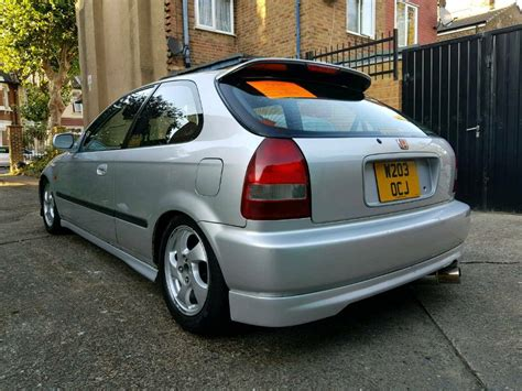 Modified Civic Ej9 For Sale by Honda Civic Ej9 Manual Petrol 1 4es Modified In