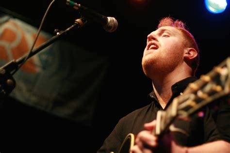 Gavin James Opens Up Day Three Of Noncomm