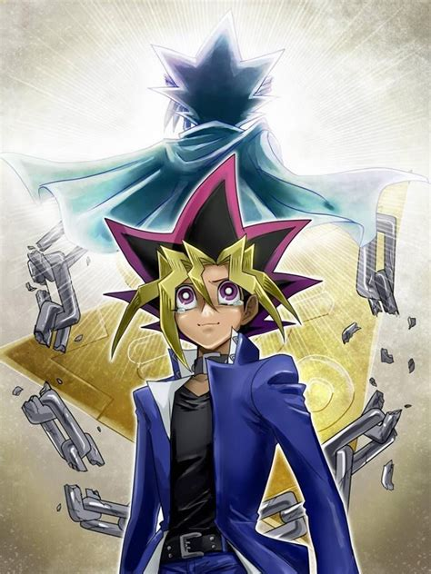 yu gi oh yugioh sad duel monsters anime fanart yugi yami moments jin kaminari memes atem dark manga mobile ceremonial