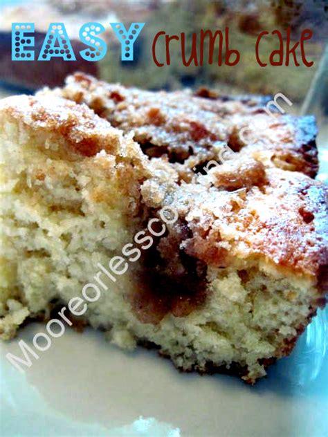 brown sugar streusel coffee cake video
