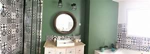 salle de bain carreaux leroy merlin meuble maison du With meuble salle de bain ampm