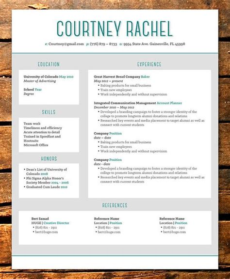 How To Get My Resume Noticed by The World S Catalog Of Ideas