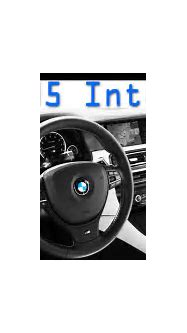 BMW M5 Interior overview: Seats/Windows. Part 1 - YouTube
