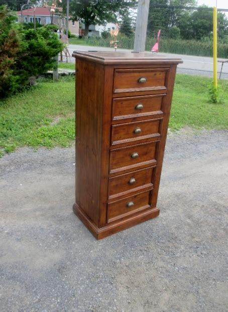 reclaimed wood tall narrow highboy dresser