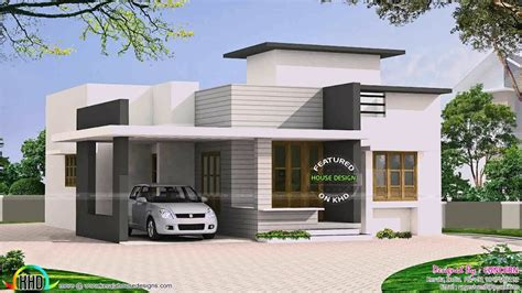 home design by single storey house designs floor plan youtube