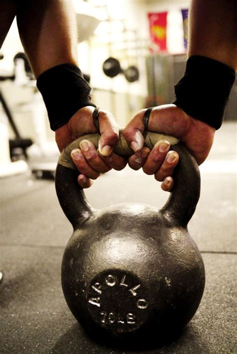 kettlebell swing fitness motivation right myths die need way morning swings crossfit quotes swinging