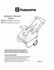 5021 R Manuals