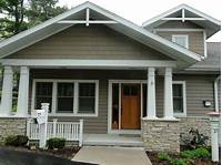 exterior color schemes Exterior Paint Colors for Small House - ChocoAddicts.com