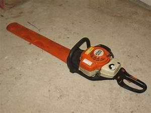 Taille Haie Stihl Hs 82 R : taille haie stihl hs81r jardin nature mat riels la ~ Dailycaller-alerts.com Idées de Décoration