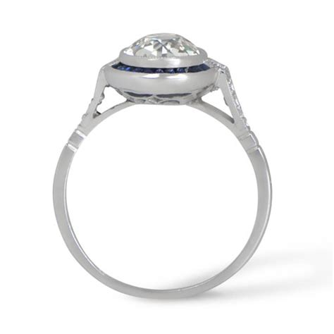 1 64ct perth engagement ring estate jewelry