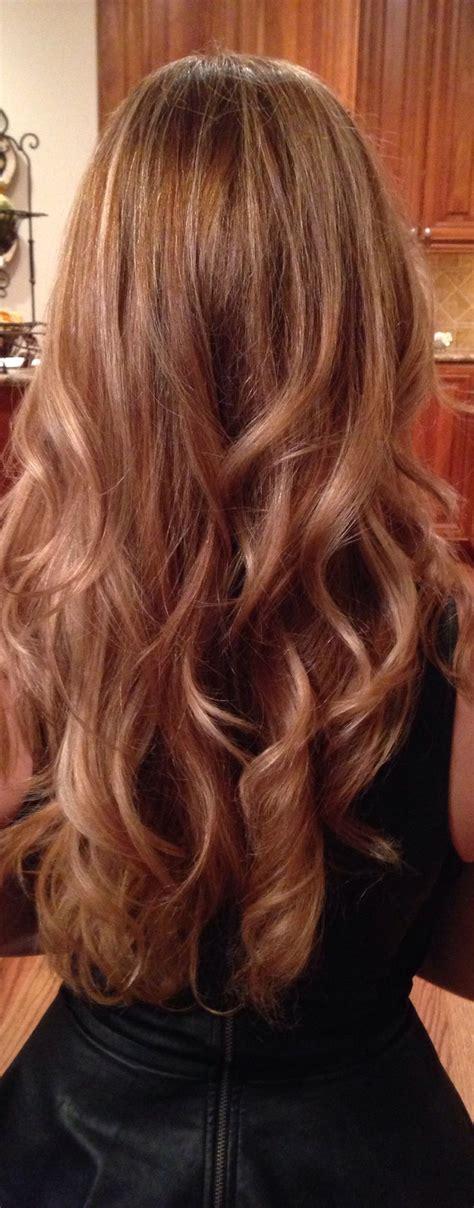 25 Best Ideas About Light Caramel Hair On Pinterest