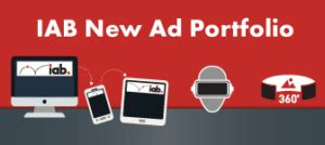 iab advertising bureau iab rolls out ad portfolio mobile marketing