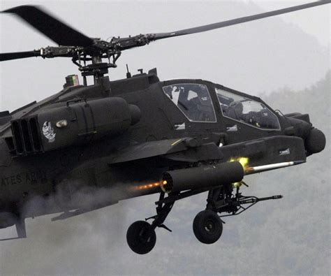 Isis In Iraq Feels Sting Of Us Apache Helicopters For