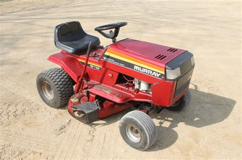 murray lawn mower with 38 quot deck