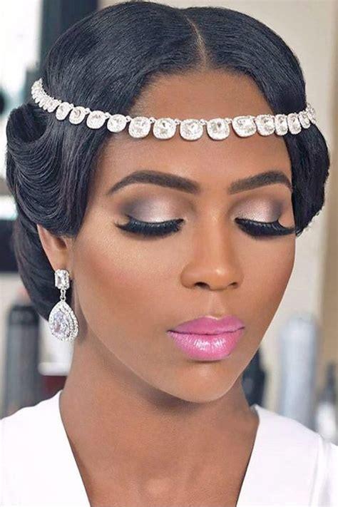 bridal makeup  bebe afrikana