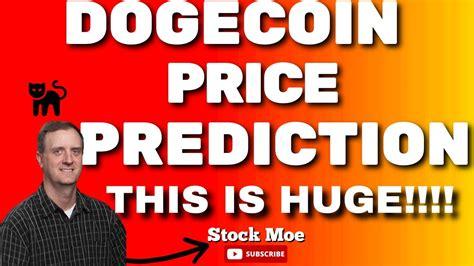 Doge Price Prediction : Dogecoin Price Prediction: DOGE ...