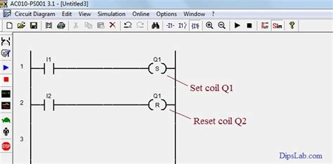 Rules For Plc Ladder Diagram Programming Explained With