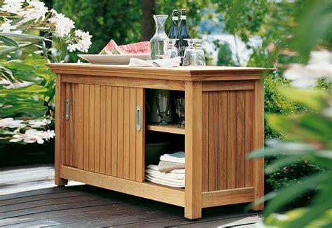 Outdoor Buffet Sideboard by Sideboard By Garpa Stylepark