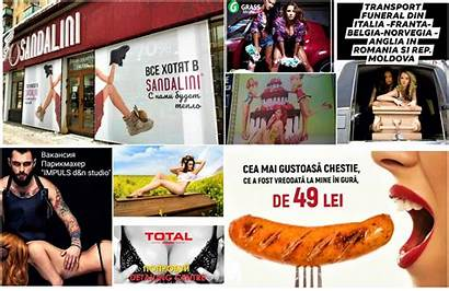 Sexist Advertising Examples Moldova Enemy Global Sight