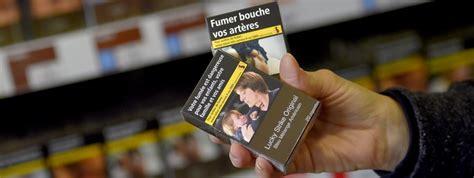 le prix du tabac ne flambera qu 224 partir du 13 novembre