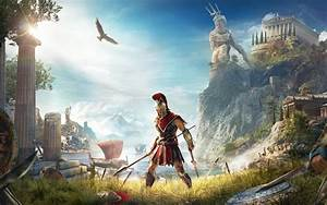 Assassin's Creed Odyssey Wallpaper in 1920x1200