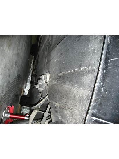 Damage Underbody Bmw Shield 5series Forums Bar