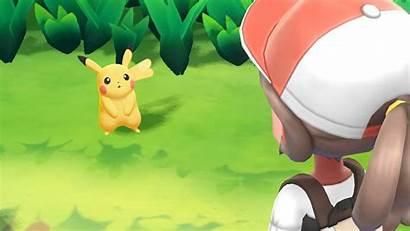 Pokemon Pikachu Eevee Let Lets Versus Which