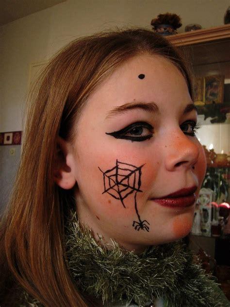 maquillage de sorcière pour fille 2007
