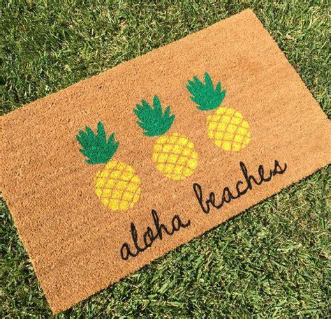Personalized Outdoor Doormat by Best 25 Doormats Ideas On Doormats