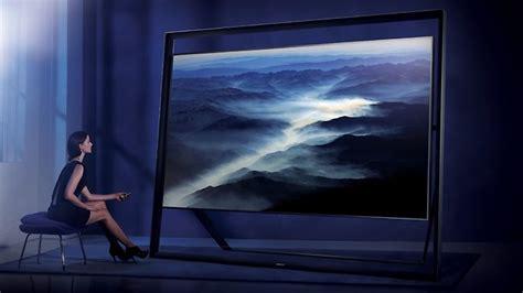 Fernseher 85 Zoll samsung unveils 85 inch ultra high definition tv