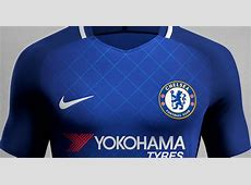 Unique Nike Chelsea 1718 Concept Kits Revealed Footy