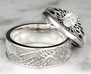 Unique Wedding Rings Unique Wedding Bands Diamond